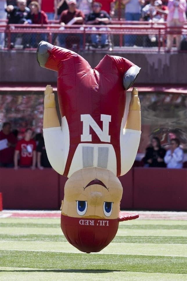 Nebraska's Lil' Red