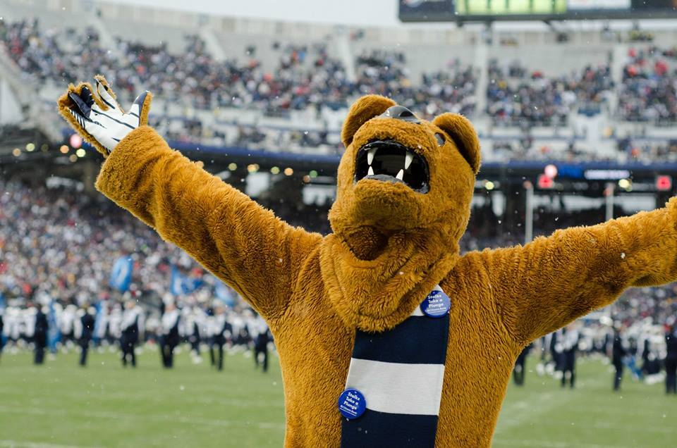 Penn State's Nittany Lion
