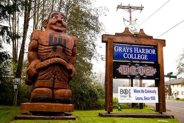 Grays Harbor College: Charlie Choker