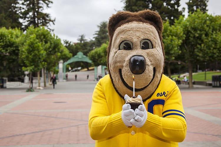 Oski University Of California Berkeley