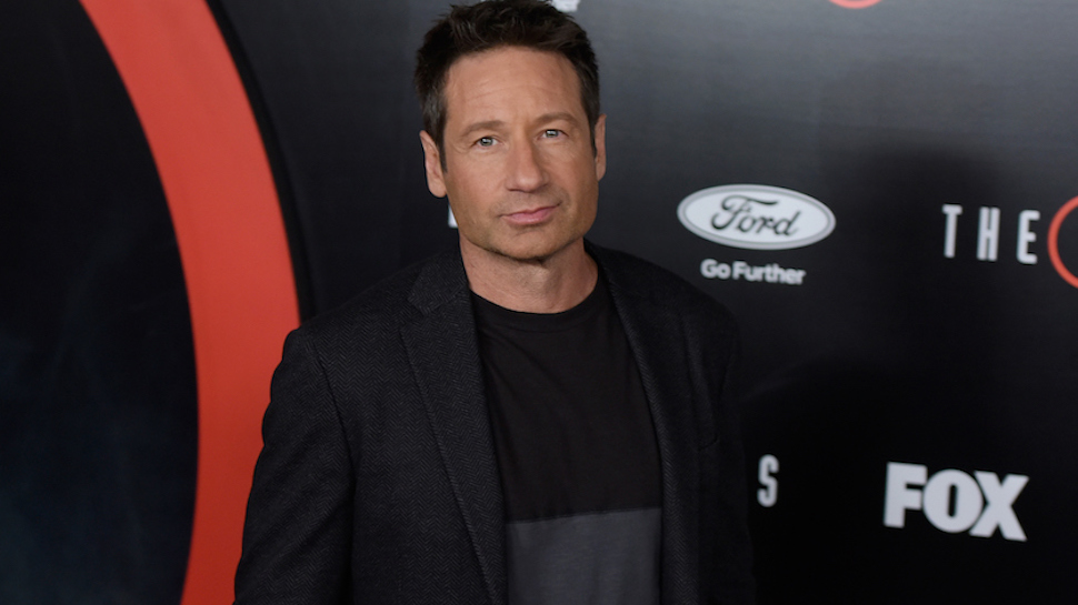 "Premiere Of Fox's ""The X Files"" Arrivals"