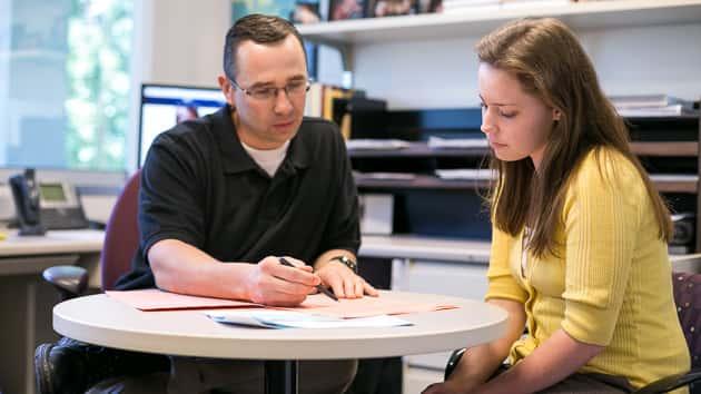 Talk With An Academic Advisor