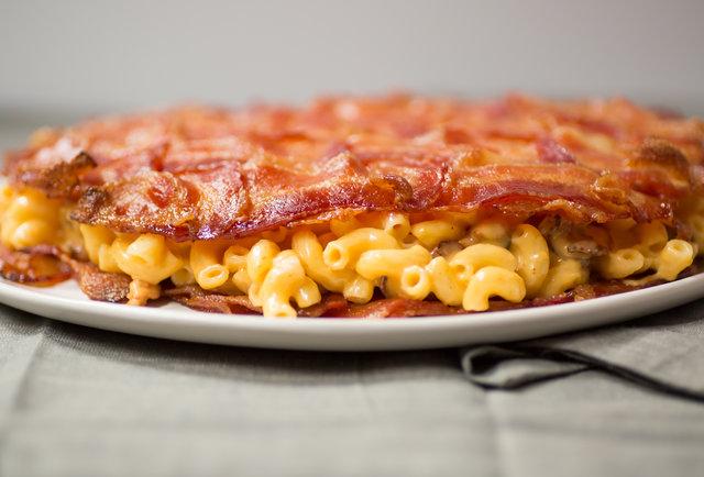 Pizza Mac N Cheese