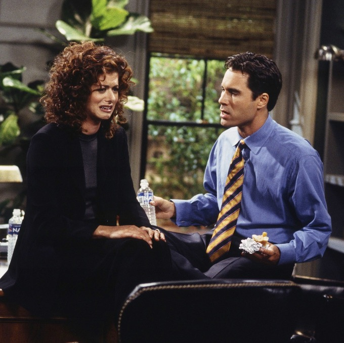 Will Truman And Grace Adler