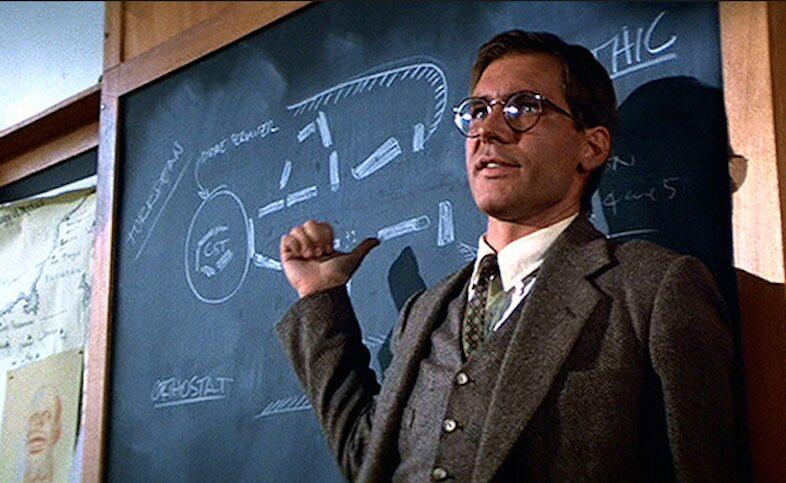 The Uber Famous Professor