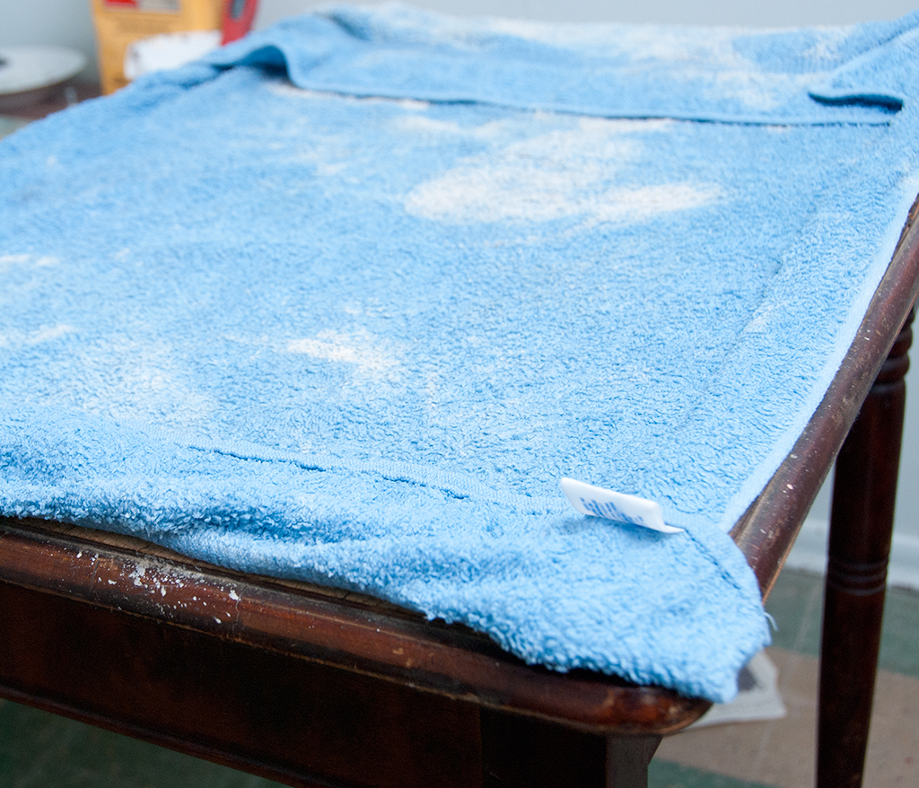 Keep Your Room Cool On A Hot Day With A Damp Towel
