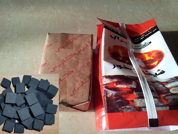 Charcoal Cubes Buy Them