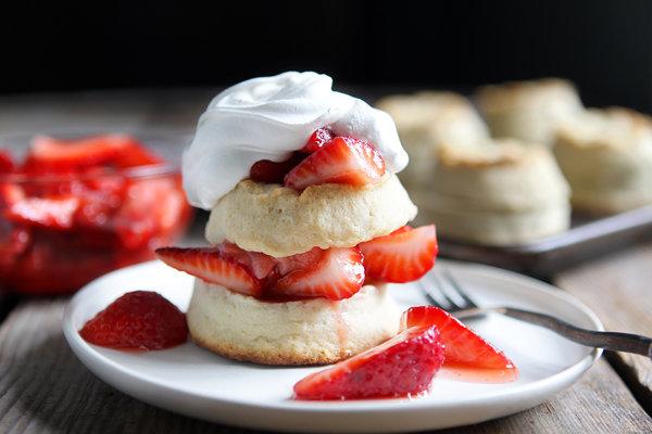 Strawberry Shortcak