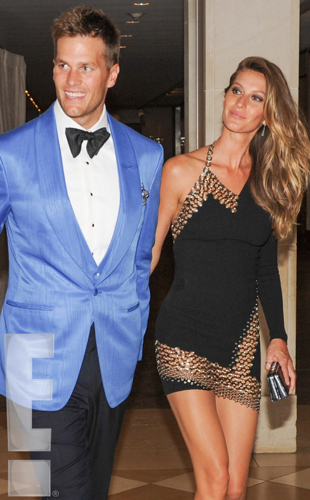 Tom Brady And Gisele Bündchen