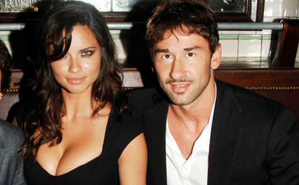 Marko Jarić And Adriana Lima