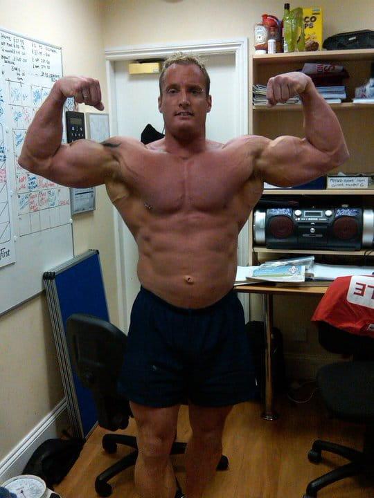 Dean Wharmby