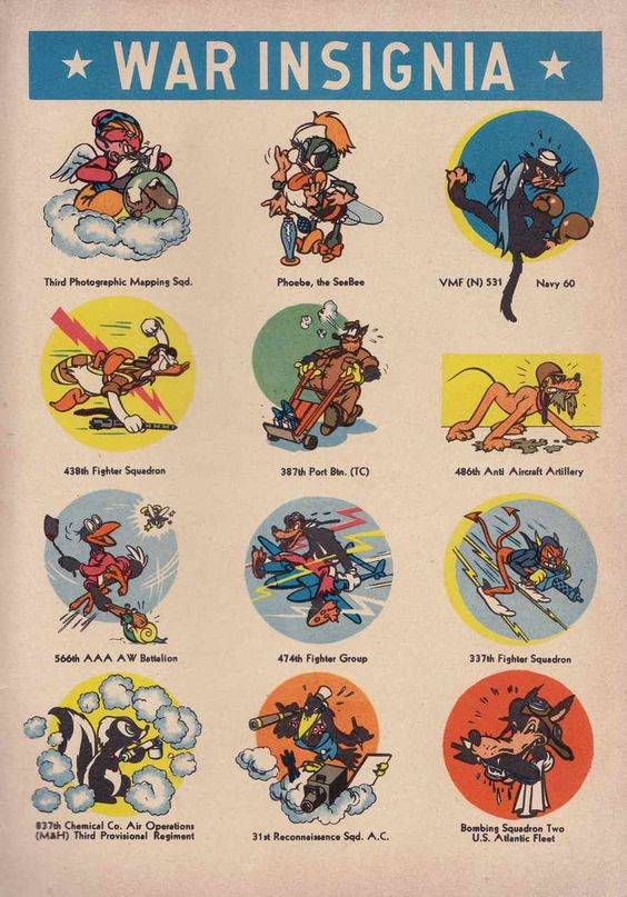 Disney's Role In The War Efforts