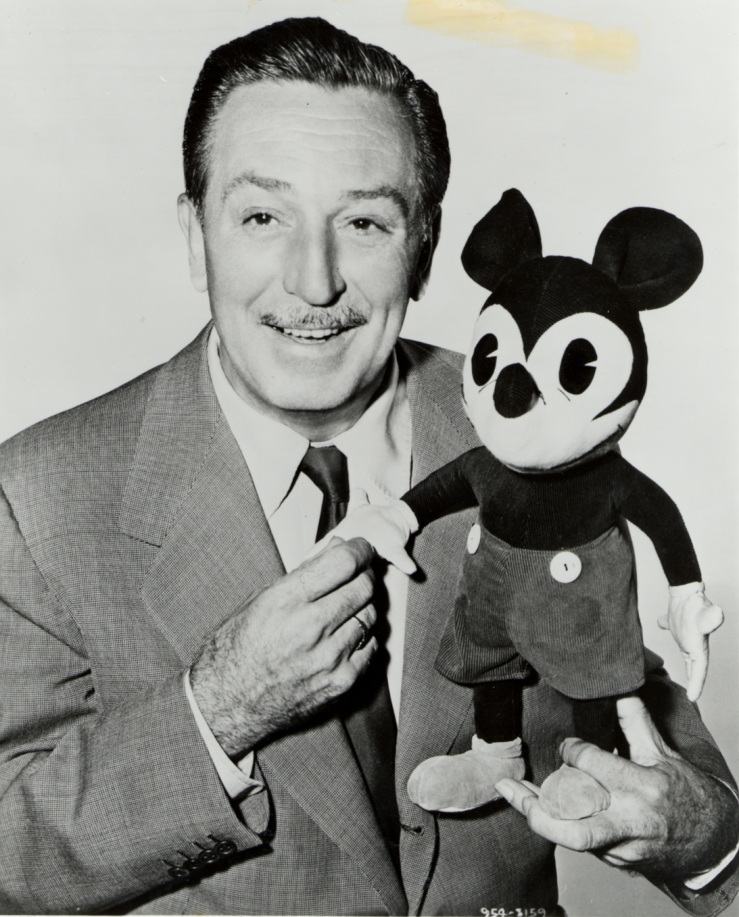 The Man Behind The Mouse