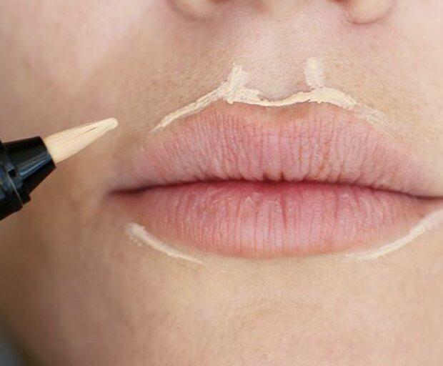 Concealer Lip Contour