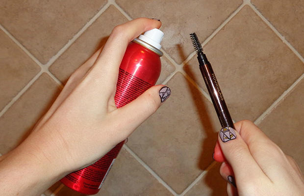 Hairspray Brow Gel