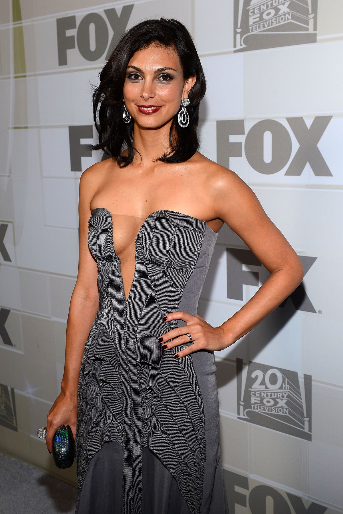MORENA BACCARIN At FOX And FX Emmy After Party