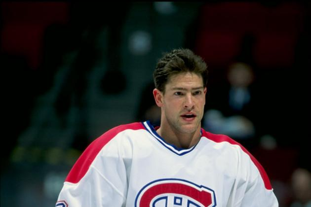 Trent McCleary Montreal Canadiens