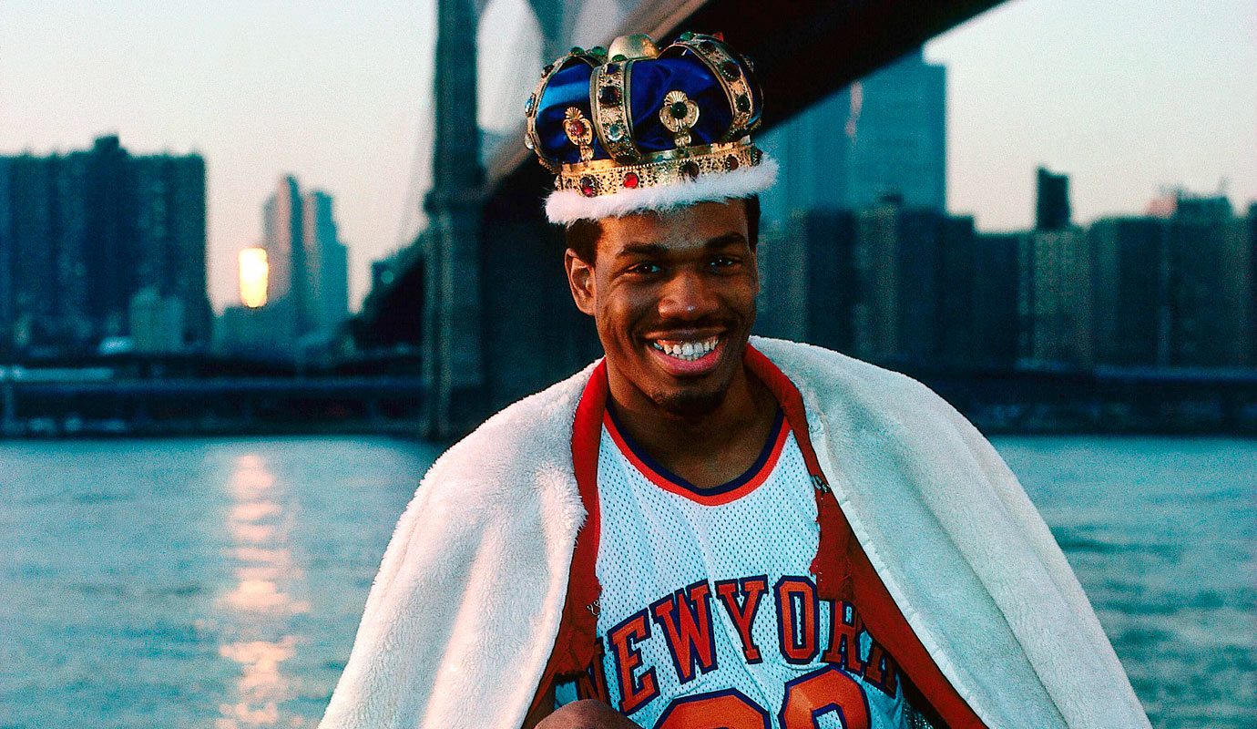 Bernard King New York Knicks
