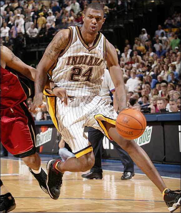 Jonathan Bender Indiana Pacers