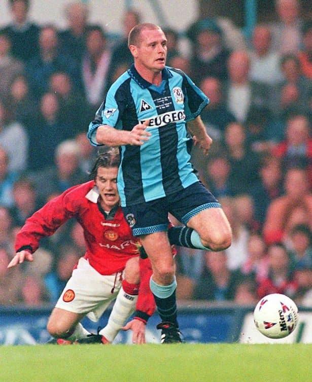David Busst Coventry City