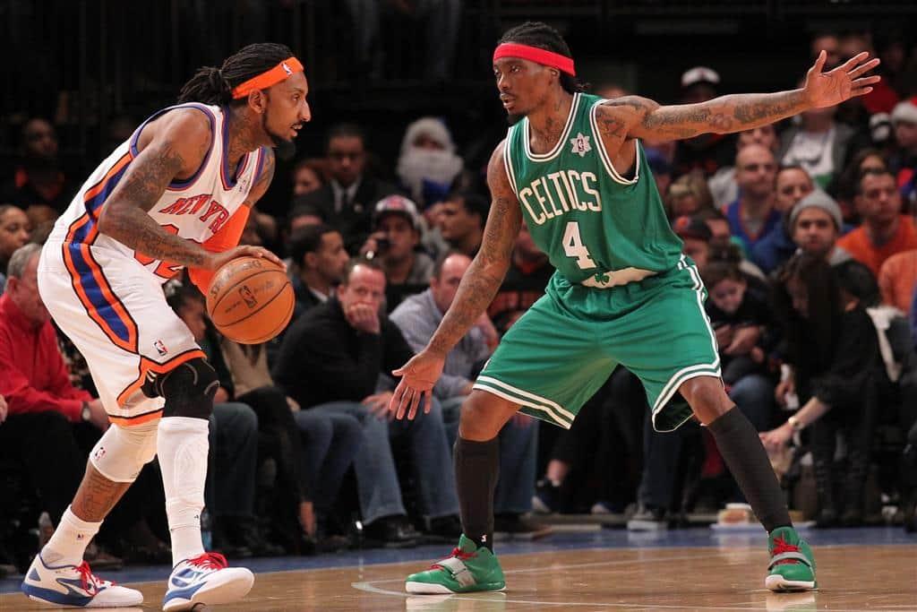 Marquis Daniels Boston Celtics