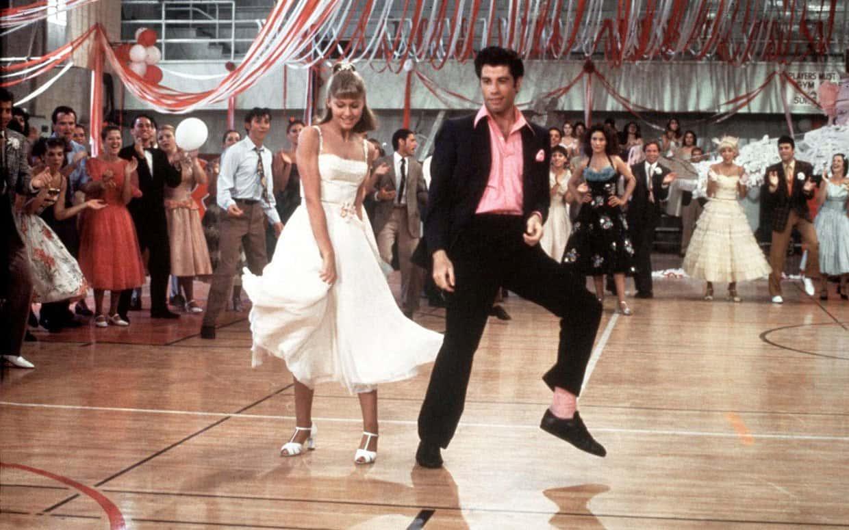 Rydell Prom Scene