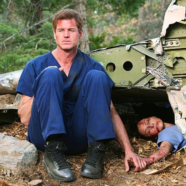Grey's Anatomy Mark And Lexie Die