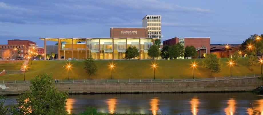 Columbus State University 59.49%