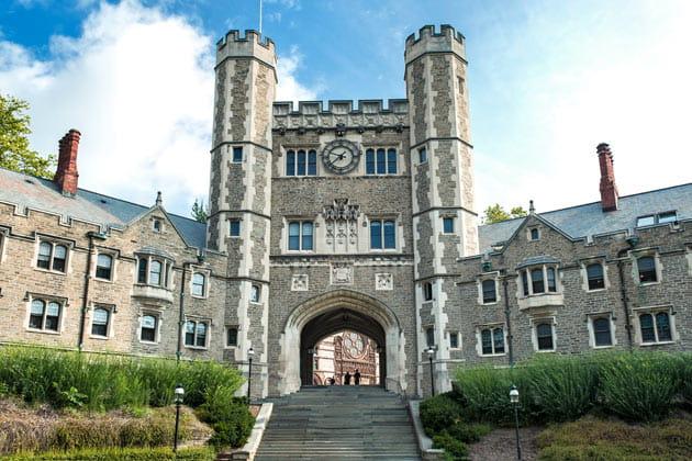 Princeton University 66.16%