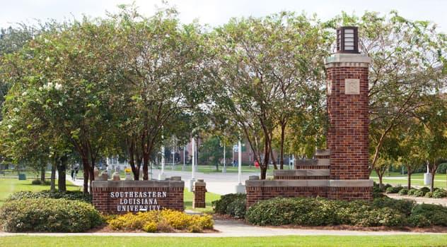 Southeastern Louisiana University 74.27%