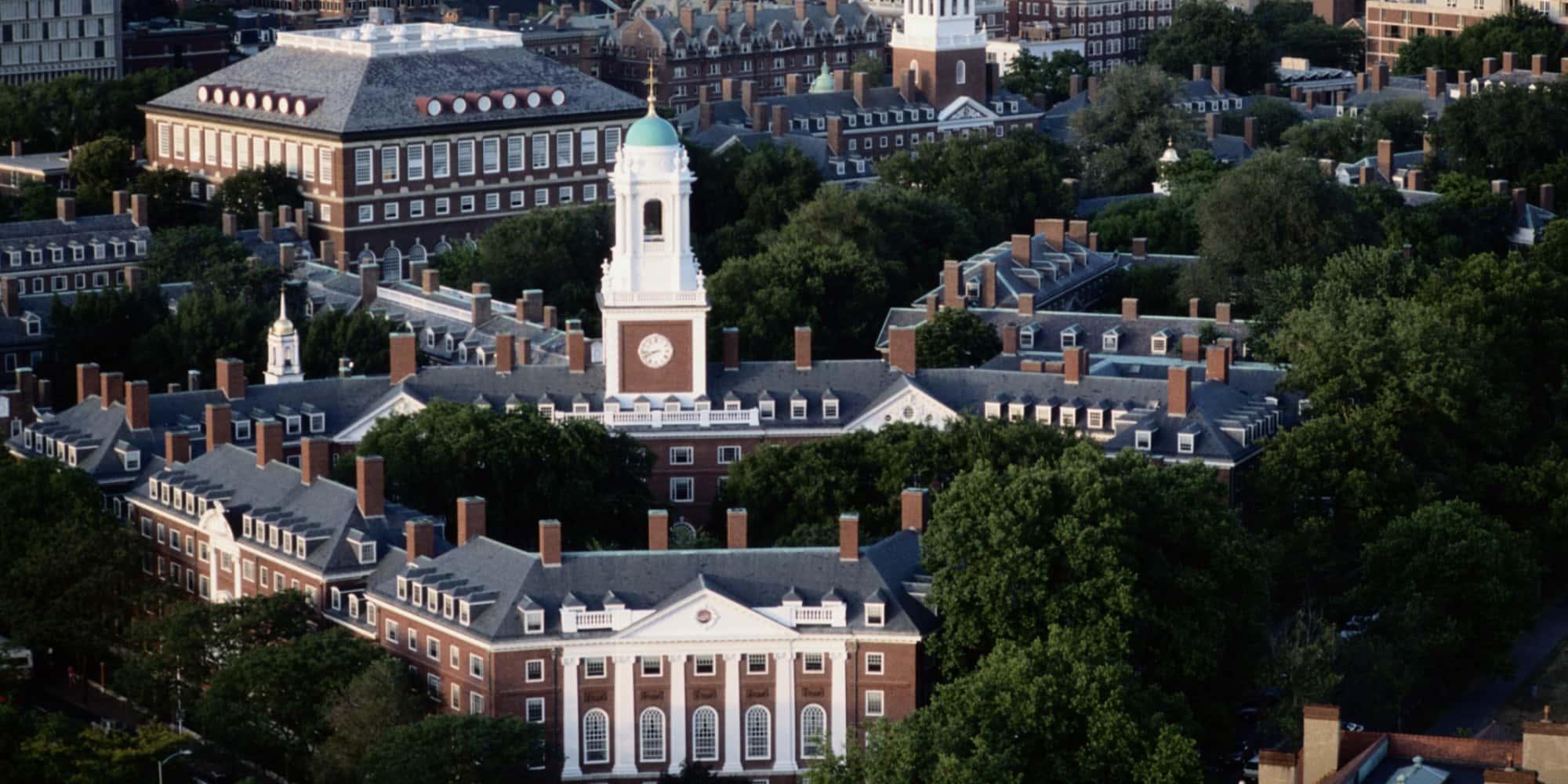 Harvard University 80.88%
