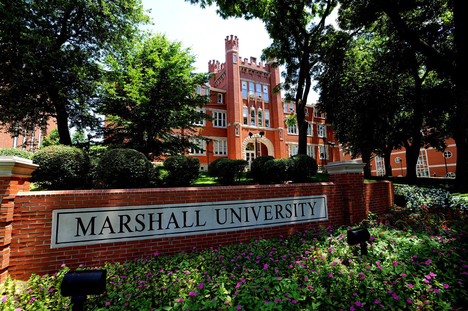 Marshall University 84.35%