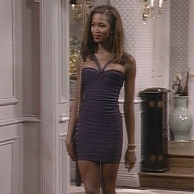 Naomi Campbell Starred