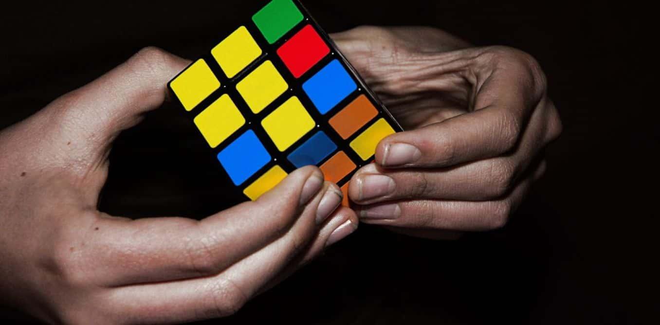 Rubik Cube Master