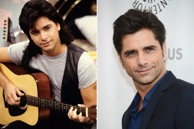 John Stamos As Uncle Jesse