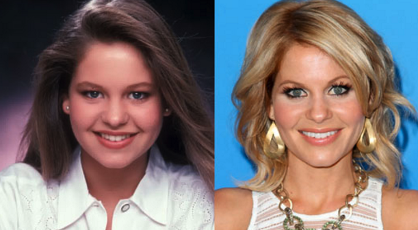 Candace Cameron As D.J. Tanner