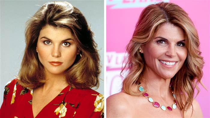 Lori Loughlin As Rebecca Donaldson