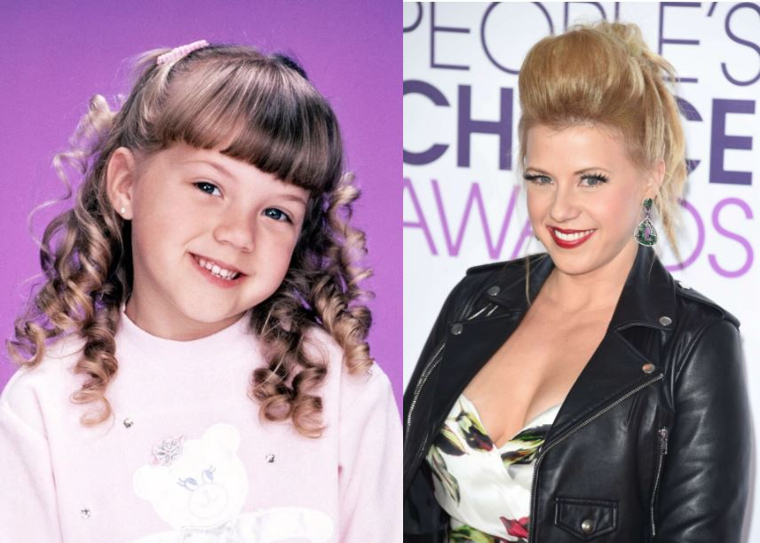 Jodie Sweetin As Stephanie Tanner