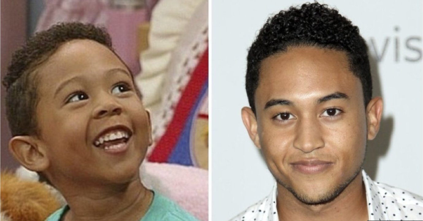 Tahj Mowry As Teddy