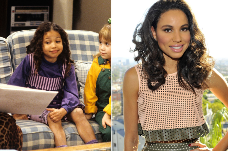 Jurnee Smollett As Denise Frazer