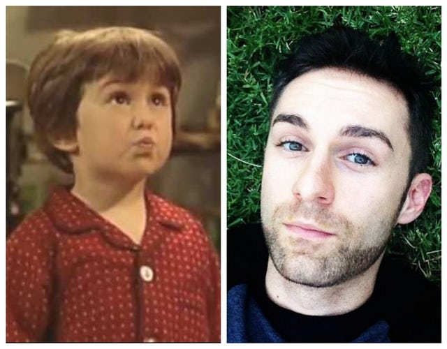 Miko Hughes As Aaron Bailey