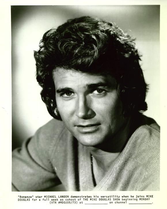 Michael Landon Appeared In Over 400 Episodes