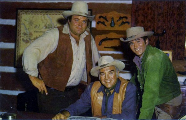 Bonanza Was One Of The First Shows To Be Shot In Color.