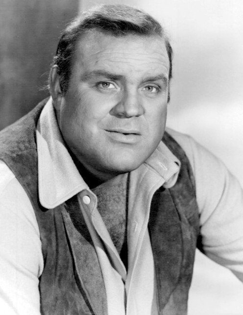 Dan Blocker Got Into Theater Because Of His Size