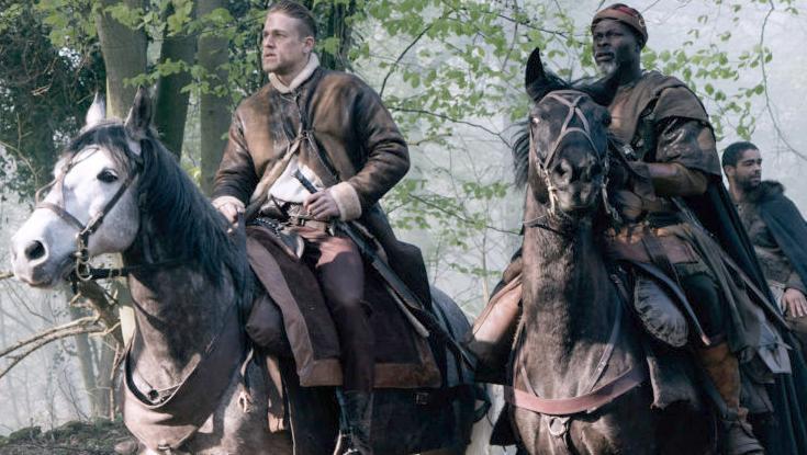 Developer David Dort Imagined King Arthur While Writing The Show