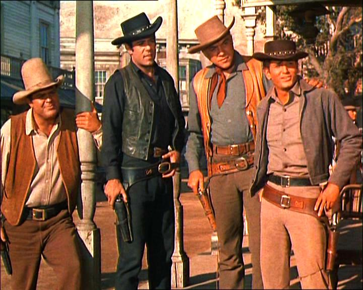 Bonanza Is One Of The Most Expensive Shows In TV History