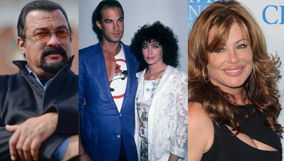 Steven Seagal And Kelly Le Brock