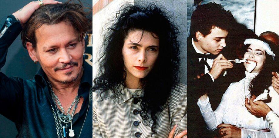 Johnny Depp And Lori Anne Allison