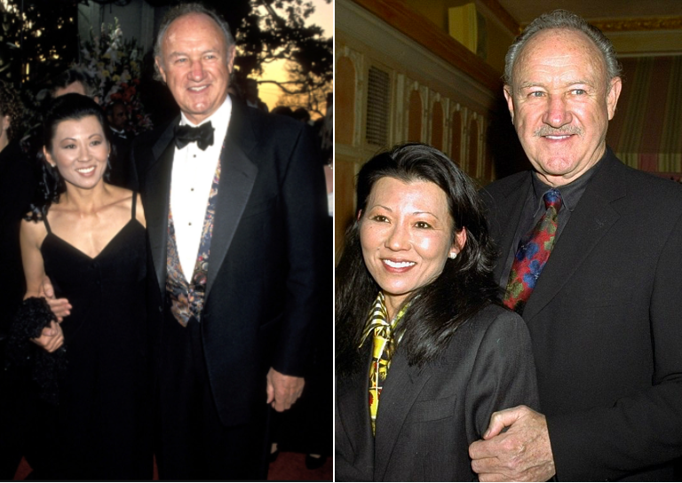 Gene Hackman And Betsy Arakawa