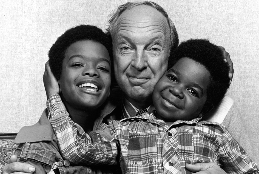 """The Cast Of """"Diff'rent Strokes"""""""